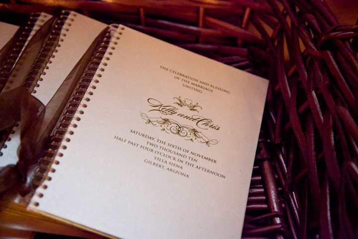 Memory Booklets