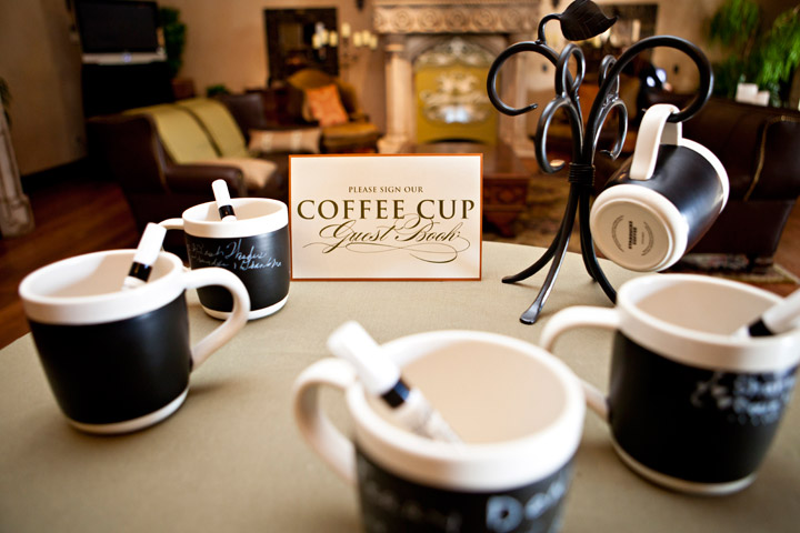 Write-on Coffee Cup Mementos