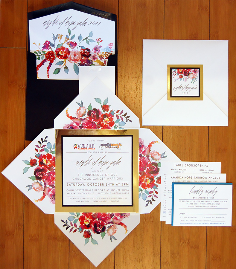 ComfyCozy's Envelofold Charity Invite A Suite